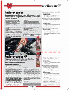0893554 Radiator sealer