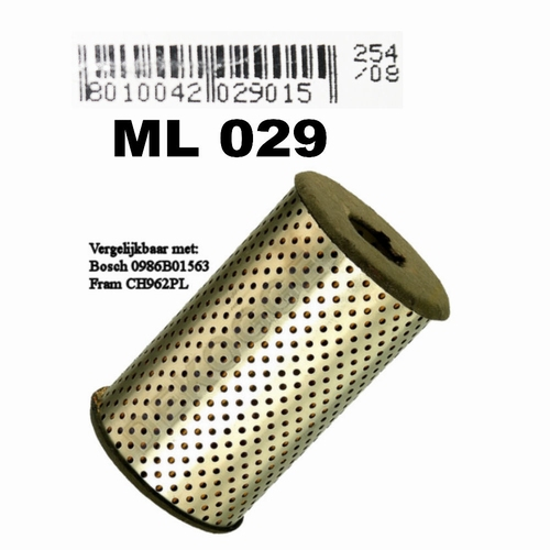 ML029 Oliefilter  (1457529113)