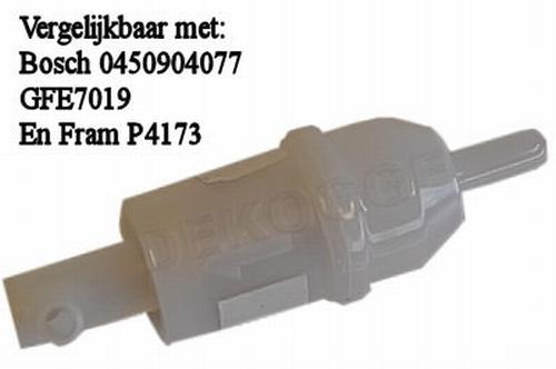 MBNA007 Brandstoffilter  (0450904077)