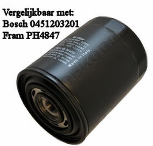 DF1898 Oliefilter  (0451203201)