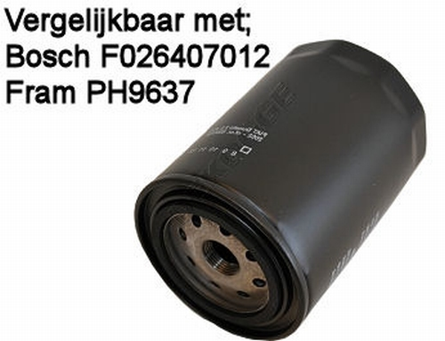 DO1820 Oliefilter  (F026407053)