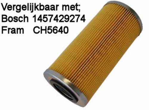 ML027 Oliefilter (1457429278)