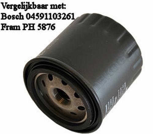 DO852 Oliefilter  (0451103353)