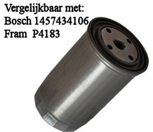 DN301 Brandstoffilter Diesel  (1457434105/6)