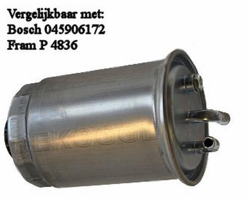 DN325 Brandstoffilter Diesel  (0450906172)