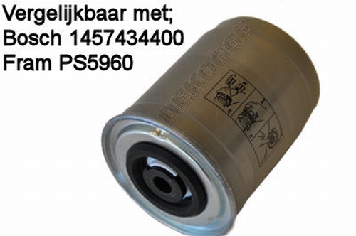 DN314 Brandstoffilter Diesel  (145743400)