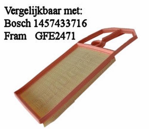 MA1065 Luchtfilter (1457433716)