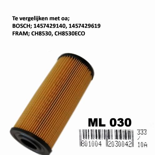 ML030 Oliefilter  (1457429613)