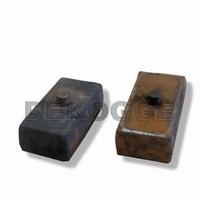 Vulblok achterveerpakket per set (2)
