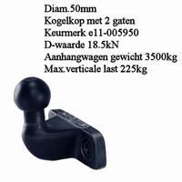 9078032 Brink Thule Trekhaak