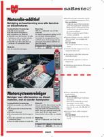 0893557 Motorolie additive