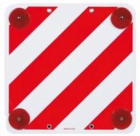 47116 Waarschuwingsbord 50x50 Kunstof