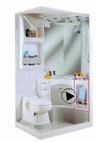 64225 Zijkant toiletinrichting
