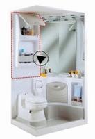 64226 Hangkast toiletinrichting