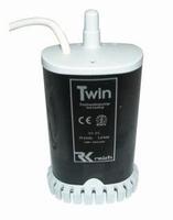 62064 Twin waterpomp 19l