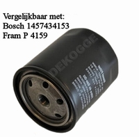 DN244 Dieselfilter  (1457434153)