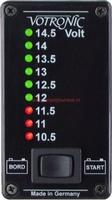 80117 Votronic LED vuil watertank aanwijzing
