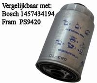 DNW1994 Brandstoffilter Diesel  (1457434314)
