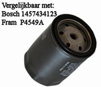 DN253 Brandstoffilter Diesel