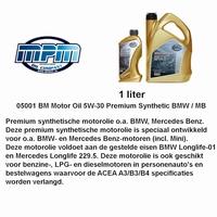 05001 BM Motorolie 5W- 30 MPM