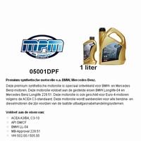 05001DPF Motorolie 5W-30
