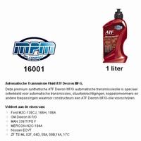 16001 Transmissie olie MPM
