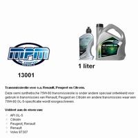 13001 Transmissie olie MPM