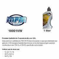 18001VW Transmissie olie MPM