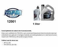 12001 Transmissie olie MPM